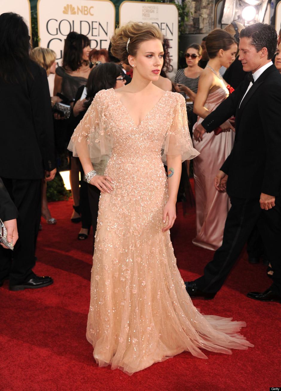 Olivia Wilde Oscars 2013