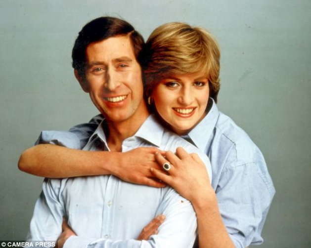 Princess-Diana-Official-Engagement-Photo