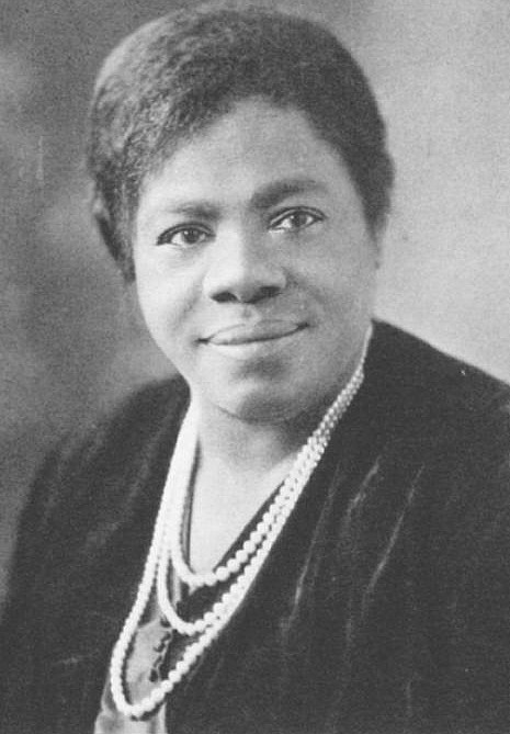 Black History Month Week One: Mary McLeod Bethune - Second Blooming