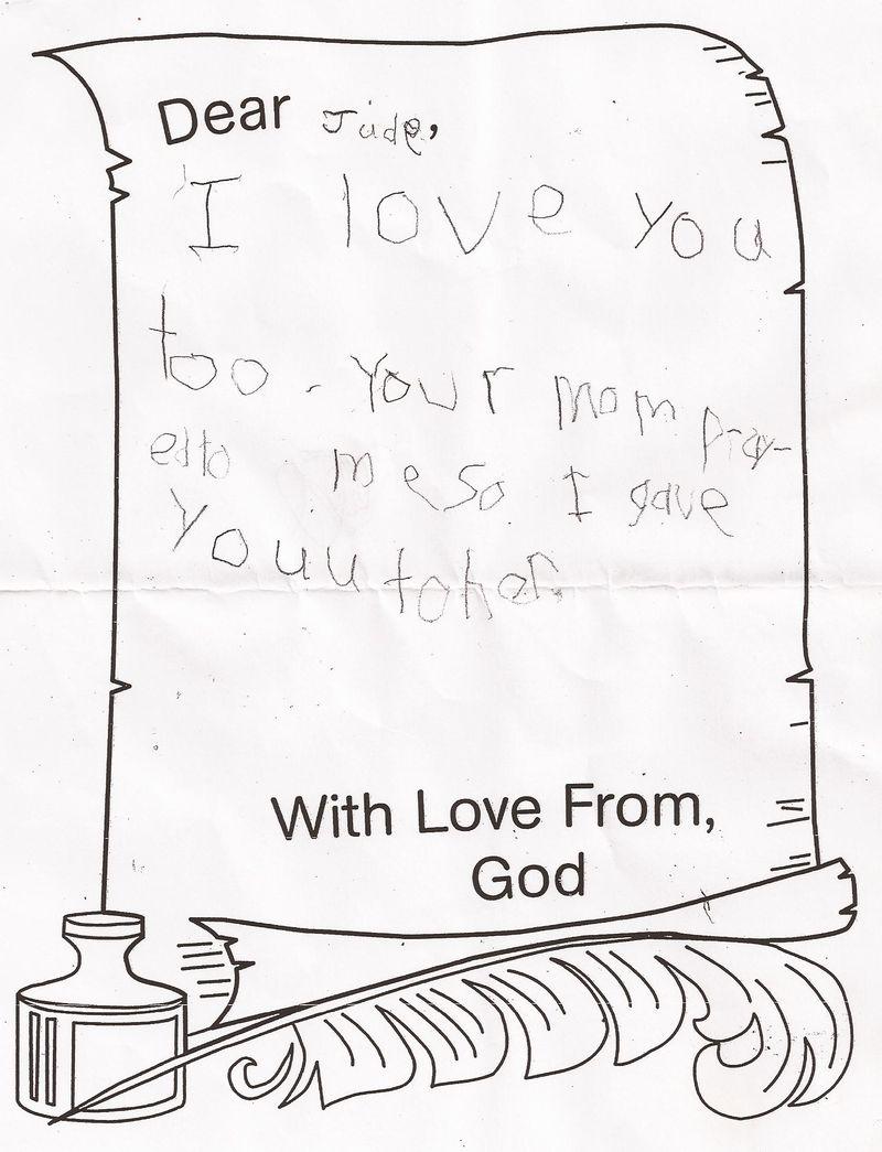Dear Jude