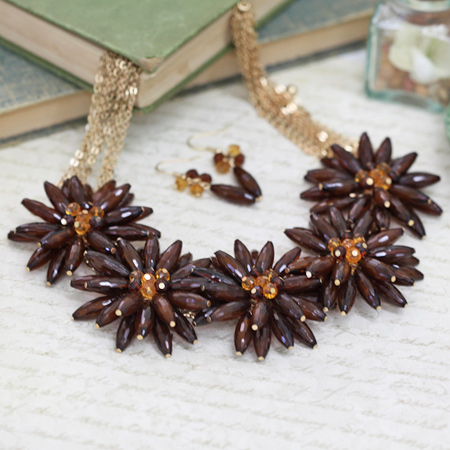 Brownnecklace