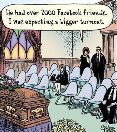 Facebookfuneral
