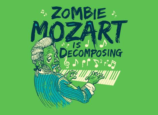 Zombiemozart
