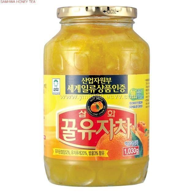 Koreancitronhoneytea