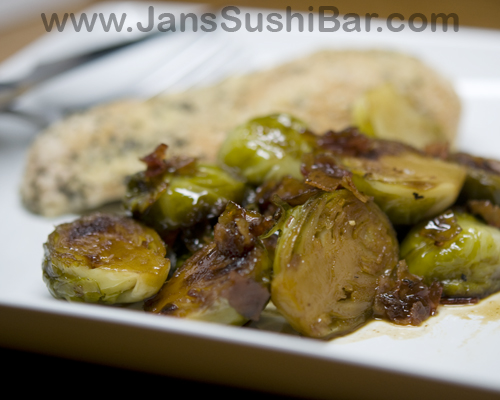 Balsamic-Glazed-Brussels-Sprouts-with-Pancetta