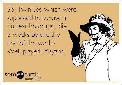 Twinkie end