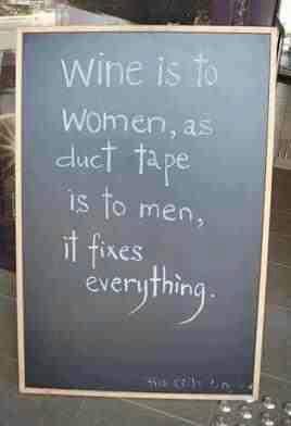Wineducttape