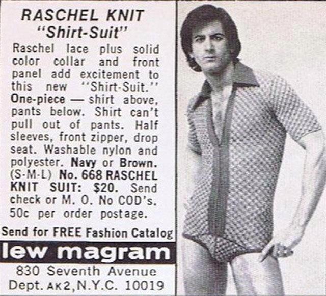 Shirtsuit