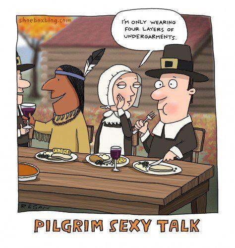 Pilgrimsexytalk