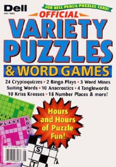 Puzzlemagazine
