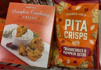 Pumpkincrisps