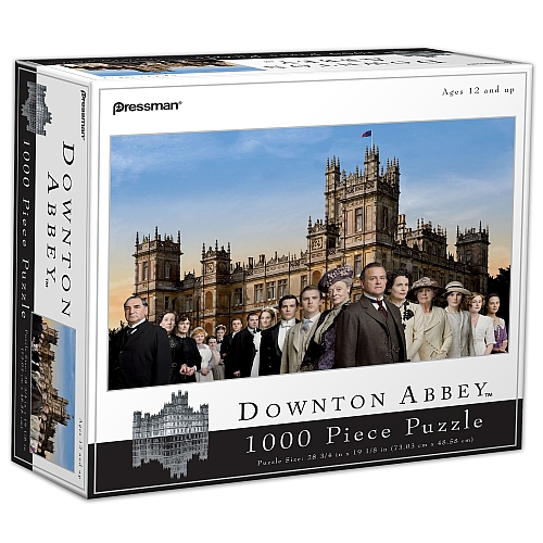 Downtonpuzzle